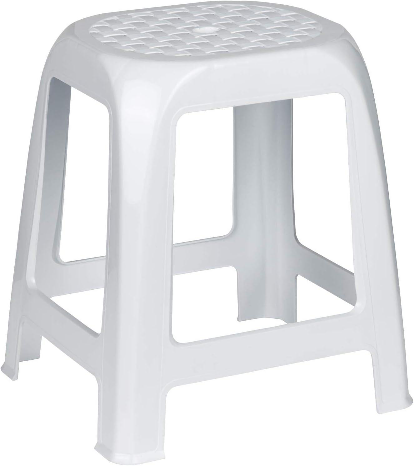 IKEA BOLMEN Badezimmerhocker in blau Hocker Tritthocker Sitzhocker