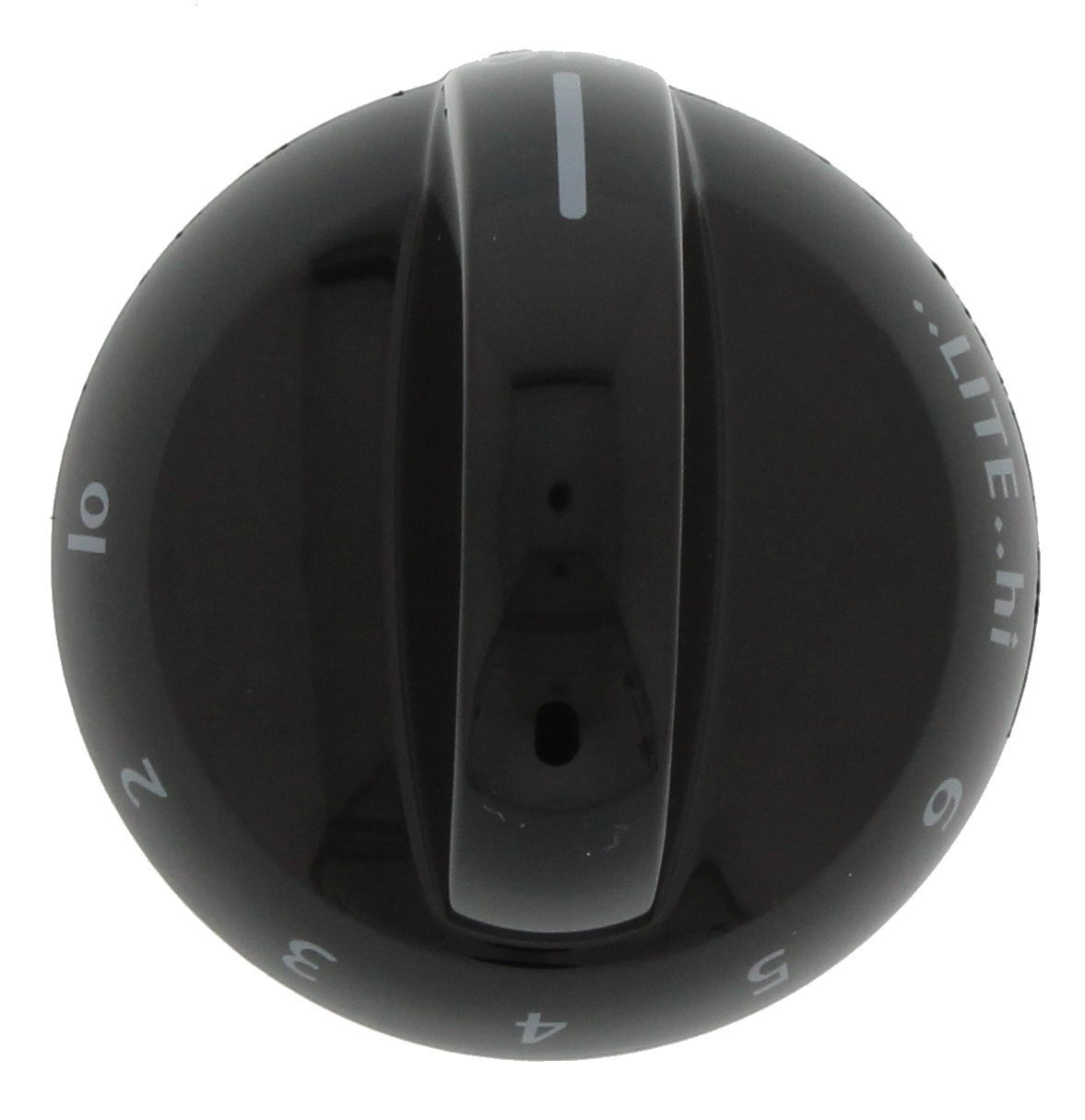 Snap Supply Range Burner Knob For Frigidaire Directly Replaces 316220009