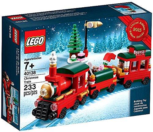 Amazon.com: Lego Christmas Train Set - 40138: Toys & Games