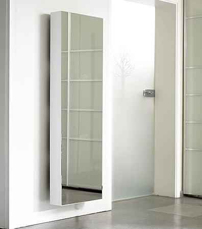 Scarpiera Porta Scarpe Bert 500 Mirror drehbarer Specchio Scarpiera ...