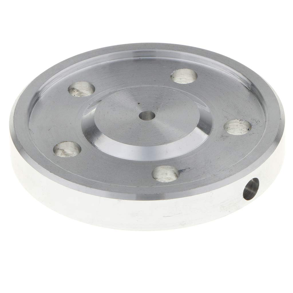 KESOTO Universal Stirlingmotor Schwungrad Experimentiersätze, Silber