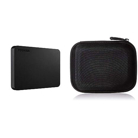 Amazon.com: Toshiba HDTB410XK3AA Canvio Basics 1TB Portable ...