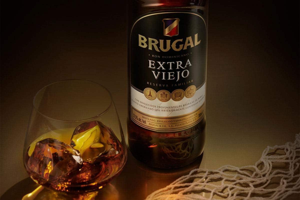 Brugal Brugal EXTRA VIEJO Ron Dominicano 38% Vol. 0,7l - 700 ...