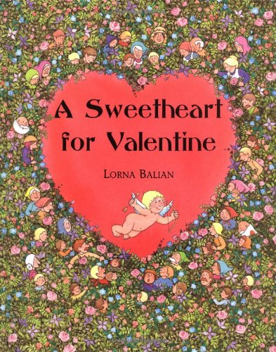 Download A Sweetheart For Valentine pdf