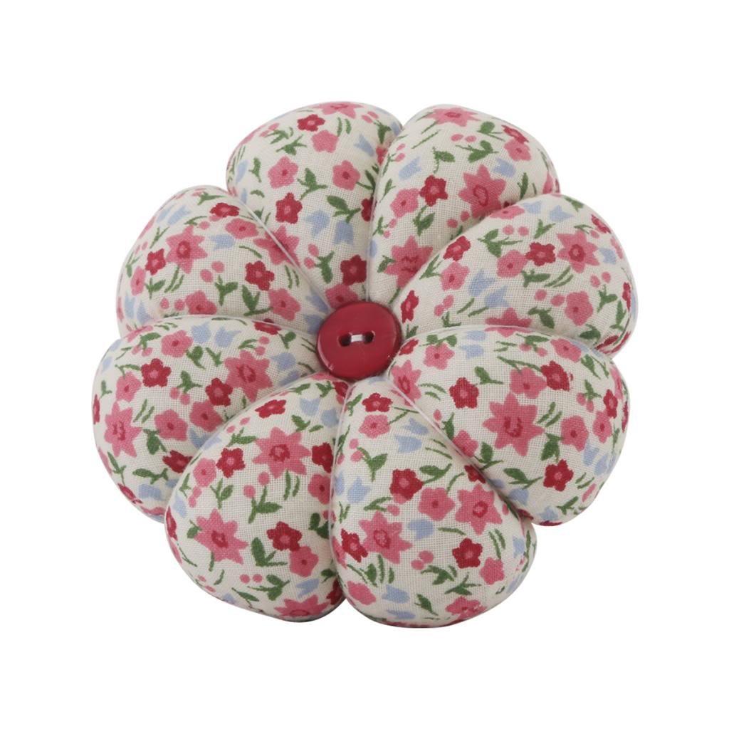 Payviva Handcrafts Pumpkin Pin Cushion Stick Sewing Cute Clour 1