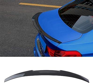 Stock V Trunk Spoiler A Roof Spoiler Wing For BMW 12~17 F30 3-Series Sedan