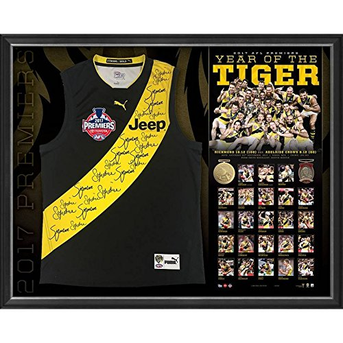 Year of the Tiger 2017 Premiers Signed Jumper