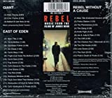 Giant, East of Eden, Rebel without a Cause