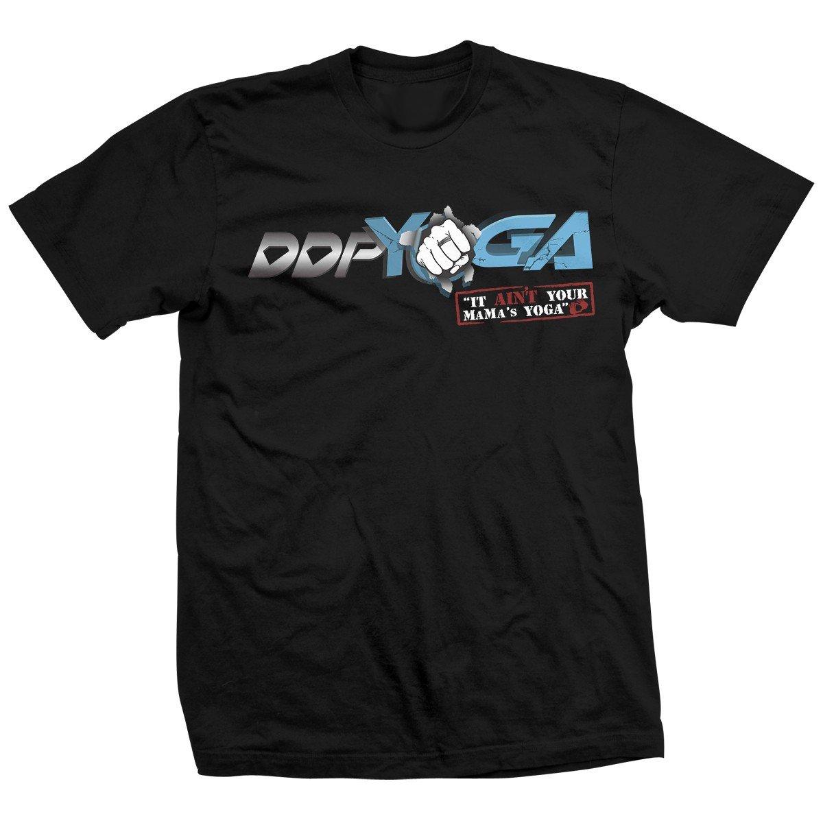 Camiseta de DDP Yoga Combo Oficialmente hasta 5 X l., medium ...