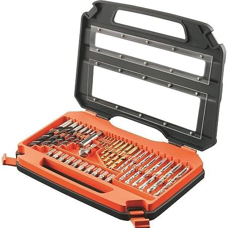 Bosch 2607017038 Assortiment de forets pour travail du m/étal du bois//pierre