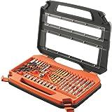 Black & Decker 35 Pieces Set Mixed Drill & Screwdriver Set A7152-XJ