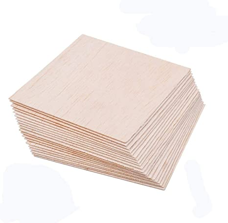 Amazon Com 15pcs Balsa Wood Sheets Plate Wooden For House Airplane Ship Boat Diy Model 150x100x1mm 2 Arts Crafts Sewing