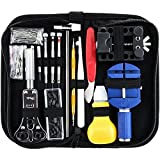 Watch Repair Kit, Baban 147 Pcs Watch Tools Professional Spring Bar Tool Set, Watch Band Link Pin Tool Set, Watch Band Link Pin Remover, Your Tools