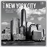 New York City Black & White 2017 Square