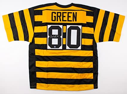 Ladarius Green #80 Signed Steelers Jersey (TSE COA) at Amazon's ...