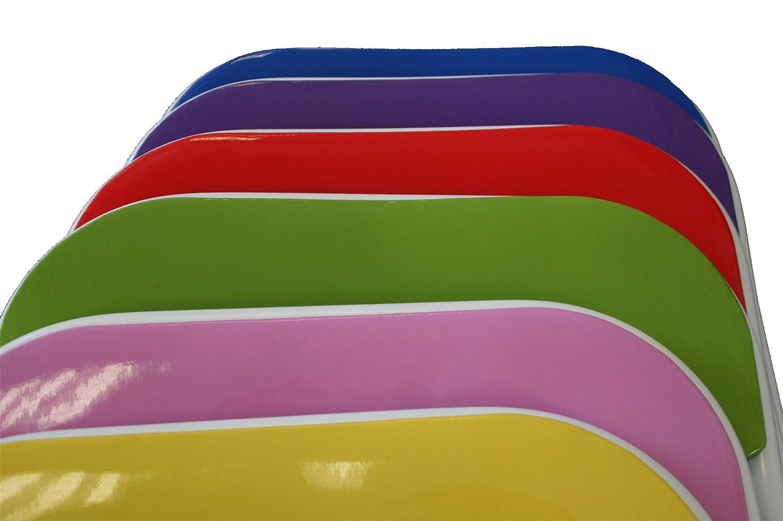 Sedia Pantone Rosa : Harbour housewares sedie da scrivania pieghevoli imbottite