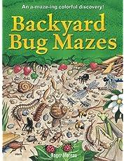 Backyard Bug Mazes: An A-maze-ing Colorful Discovery!