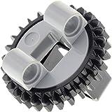 8 x Lego System Rolltor Lamelle transp weiss ohne Griff Tür Element 4522255 4218