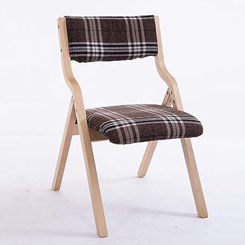 Pliante Scandinave Solide Moderne Yisaesa En Chaise Bambou CsthrQd