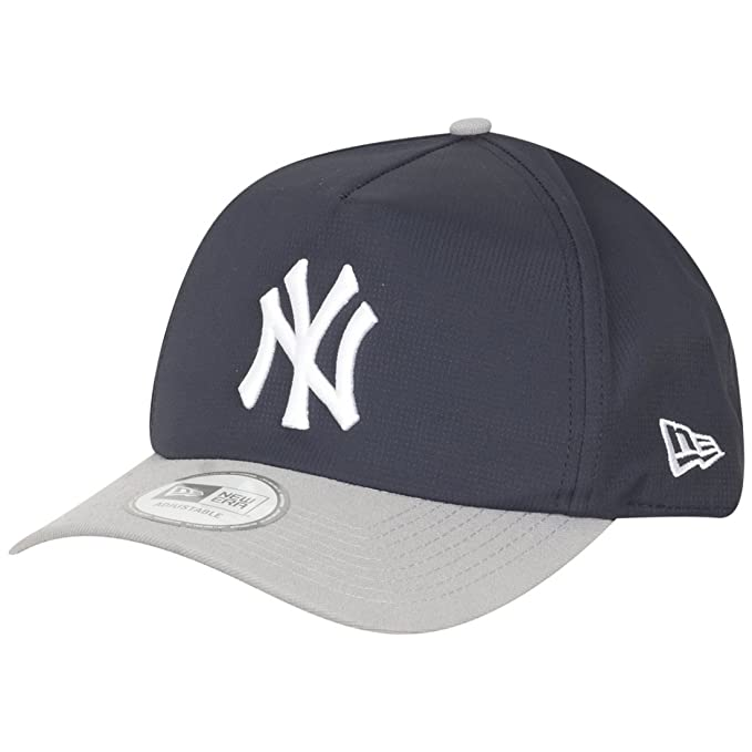 Gorra New Era - Adjustable Poly Pop Team New York Yankees azul/gris talla: Ajustable: Amazon.es: Ropa y accesorios