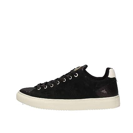 Colmar Bradbury Lux Nero Scarpe Donna Sneakers Lacci camoscio Glitter 37