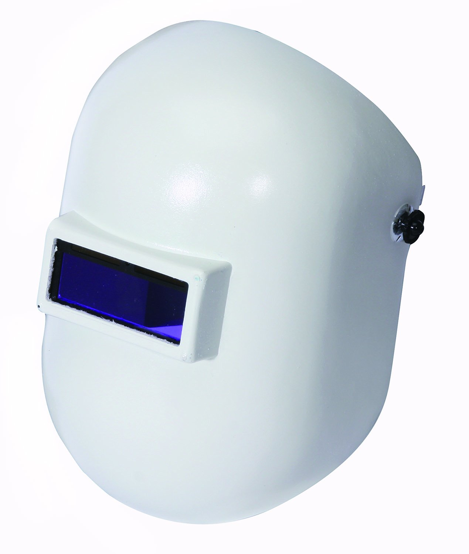 fiber-metal por Honeywell 110pbm10 casco, color blanco: Amazon.es ...