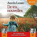 De tes nouvelles (Éric et Anna-Nina 2) | Agnès Ledig