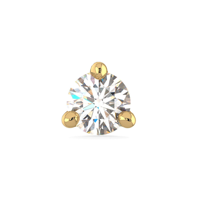 Buy Joyalukkas Pride Diamond Collection 22k Yellow Gold And