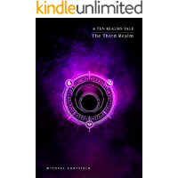 The Third Realm: A LitRPG Fantasy Series (The Ten Realms Book 3) book cover