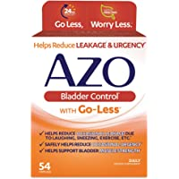 54-Count AZO Bladder Control with Go-Less