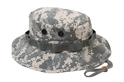 a467853220e Amazon.com  Rothco Rip Stop Boonie Hat  Sports   Outdoors