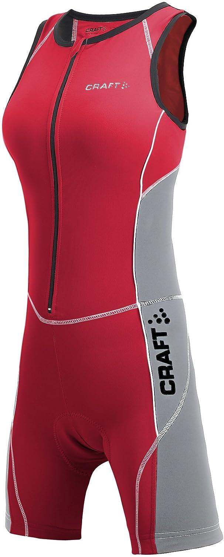 Craft Performance - Traje de triatlón Rojo Rosso Talla:Small ...