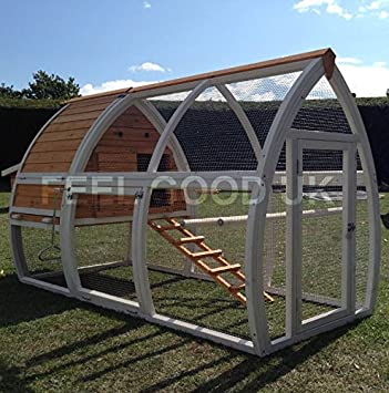 Designer Hühnerstall feelgooduk ch15 archdale de chicken coop with roof for