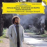 Respighi: The Pines of Rome/The Fountains of Rome/Roman Festivals