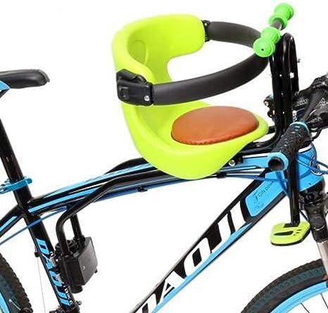 DOPORA Portabebés/sillín de Bicicleta montado en la Bicicleta ...