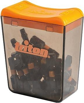 Triton TPTA52868282 Puntas cuadradas para atornillador de impacto ...