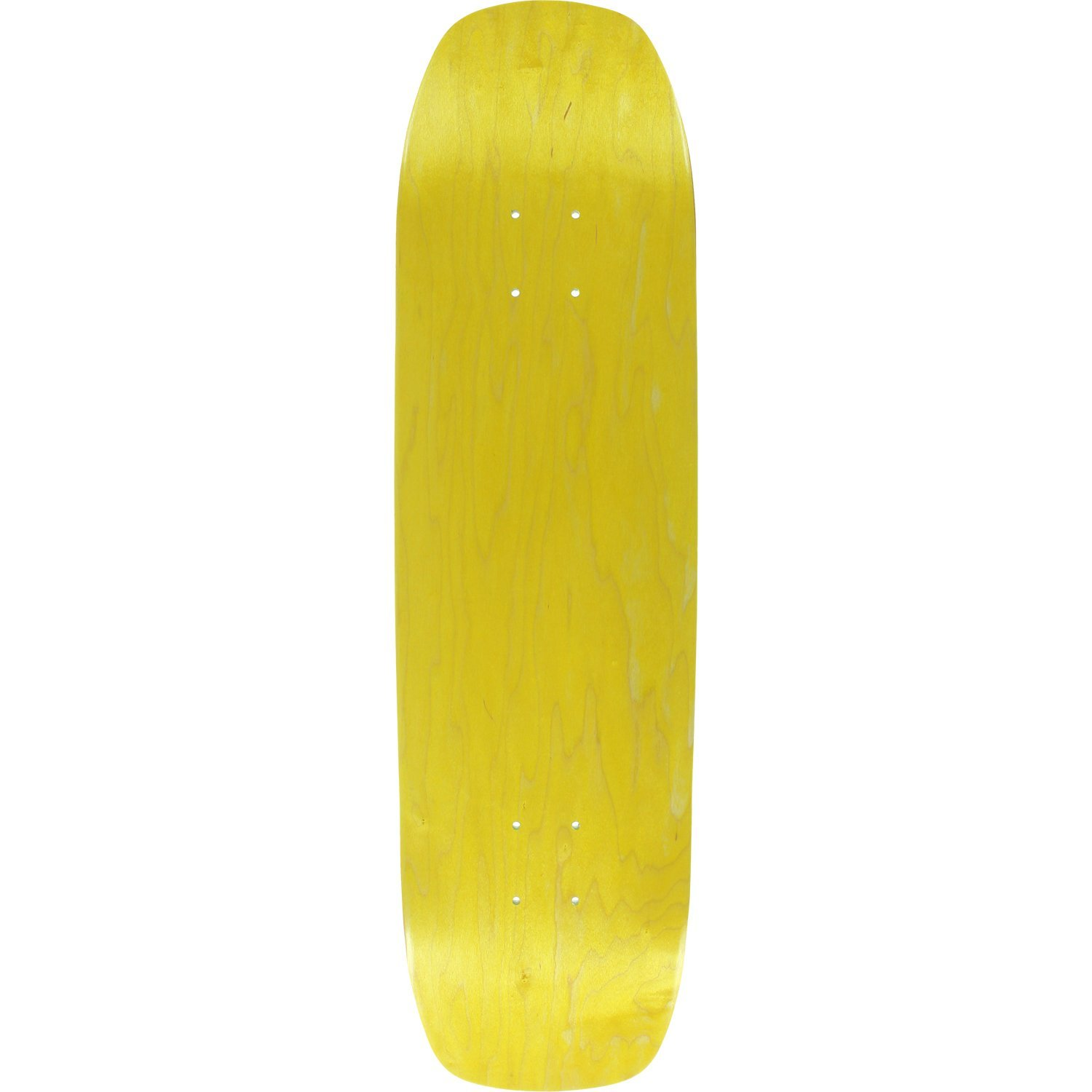 Universo Extremo Boards Blank Shovel Skateboard Deck -8.4x32.12 Asssorted Stain Deck ONLY - (mfg by Quincy Woodwrights USA)