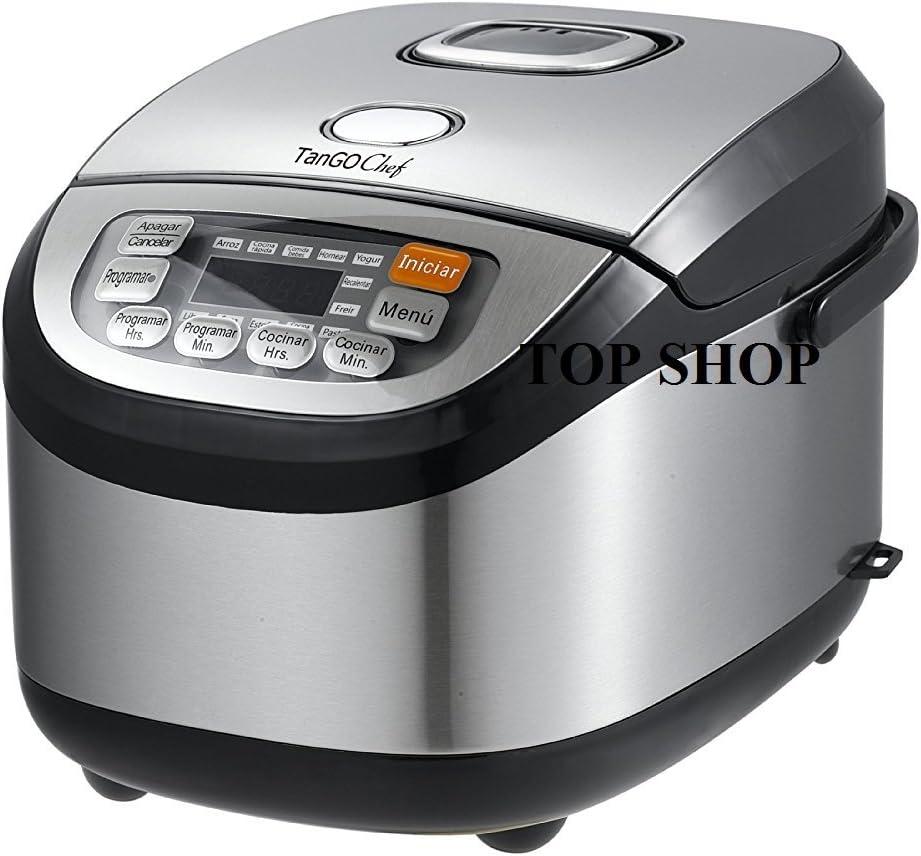 TANGO Robot De Cocina Chef TG808: Amazon.es: Hogar