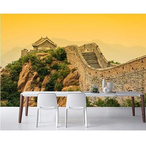 Amazon.com: Pbldb The Great Wall of China Mountain Nature ...
