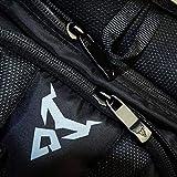 evergremmi Carbon Fiber Motorcycle Backpack