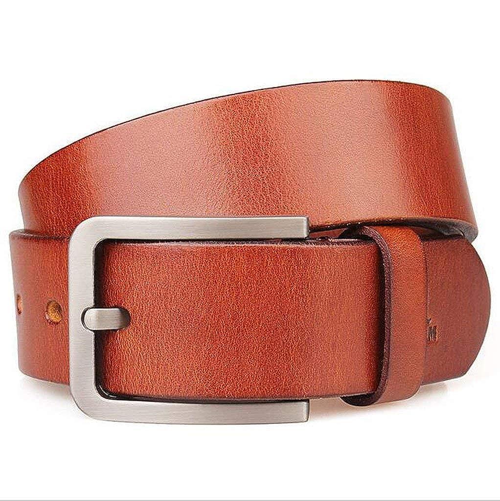 Cinturón De Hombre Cinturón Hebilla Ancho Simple Regalos ...