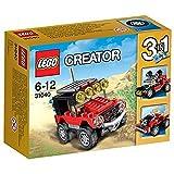 Lego Desert Racers, Multi Color