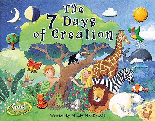 7 Days of Creation (GodCounts Series)]()