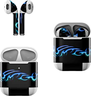 product image for Skin Decals for Apple AirPods - Cool Tribal - Sticker Wrap Fits 1st and 2nd Generation