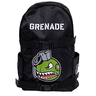 hot sale Grenade Recruiter Backpack Black Mens