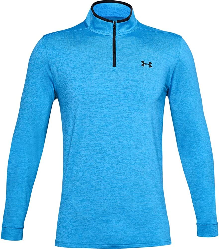 Under Armour Men's Playoff 2.0 1/4 Zip T-Shirt