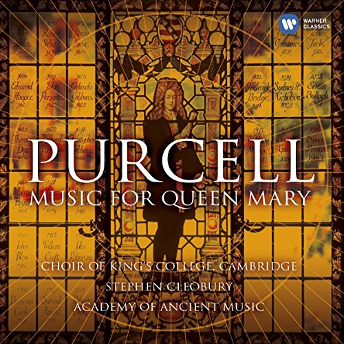 Price comparison product image Purcell: Music for Queen Mary