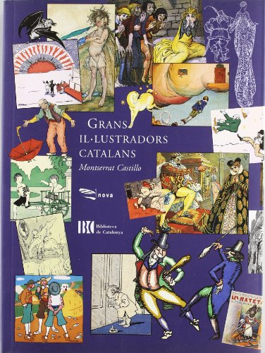 Descargar Libro Grans Il·lustradors Catalans Montserrat Castillo