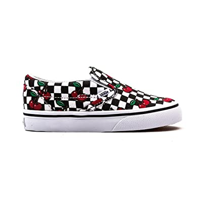 4420a7ca08 VANS Shoes Kids - Sneaker T CLASSIC SLIP ON - cherry checkers