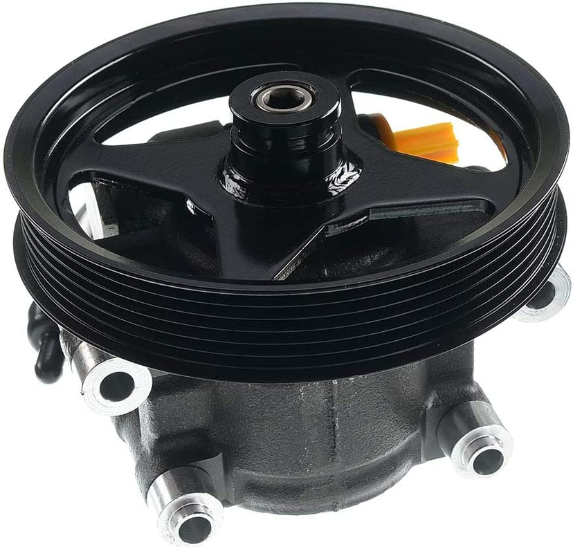 A-Premium Power Steering Pump for Ford F-150 Lobo 2009